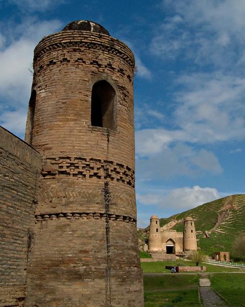 Old Madrasah and fort, Hissar