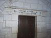 Fifth Station of the Cross, Via Dolorosa, Old City, Jerusalem