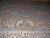 Mosaic floor, Chapel of St. Helena, Church of the Holy Sepulchre, Jerusalem