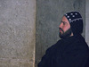 Coptic officiant, Church of the Holy Sepulchre, Jerusalem
