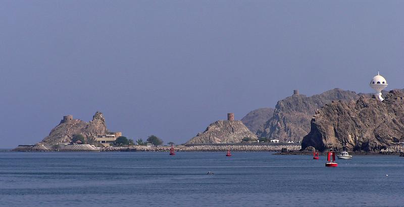 Muttrah Harbor, Muscat, Oman