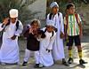 Kids, Wadi Bani Khalid, Oman