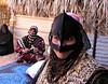 Bedu woman, Wahiba Sands, Oman
