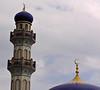 Mosque, Salalah, Oman