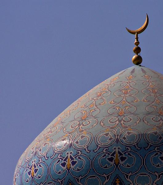 Mosque, Muttrah, Muscat, Oman