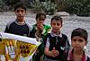 Kids, Wadi Bani Awf, Oman