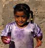 Girl, Wadi Tiwi, Oman
