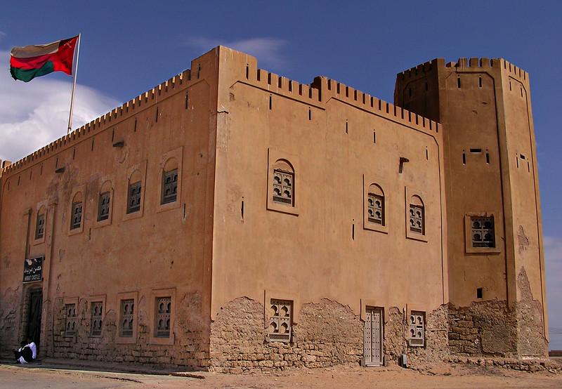 Fort, Mirbat, Oman
