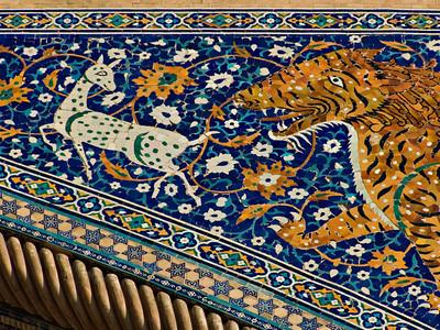 Samarkand and Bukhara, January-February 2011