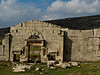 Hosn Suleiman.  This is a relatively remote site northeast of Tartus (north of Safita), requiring a cabride from Safita.  This temple was likely built initially for the inhabitants of Arwad island off Tartus, to worship Baal and Astarte.