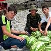 Melon sellers, Ishkashim