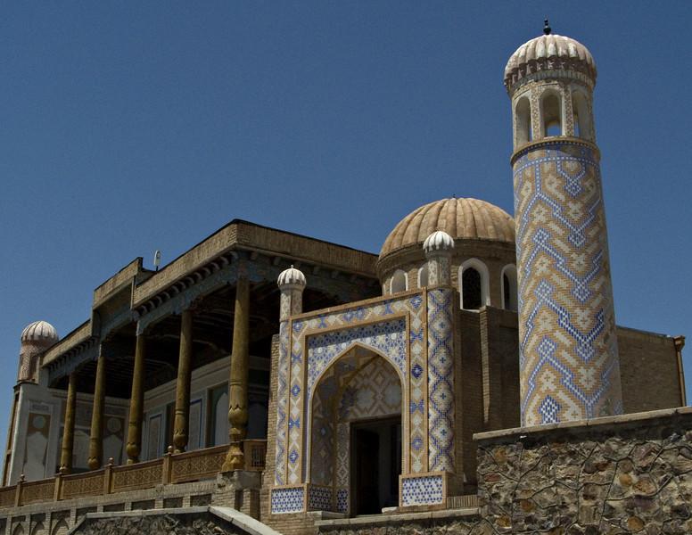 Hazrat Khizr Mosque, Samarkand