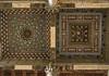 Ceiling, Bolo Hauz Mosque, Bukhara