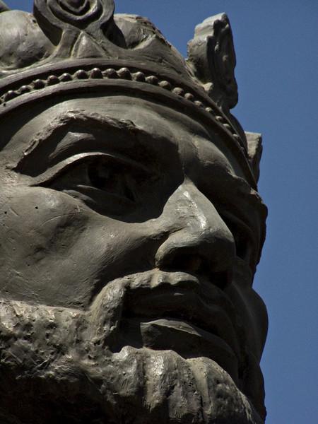 Timur Statue, Samarkand