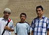 Madrasah students, Bukhara
