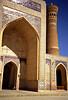 Friday mosque, Bukhara, Uzbekistan