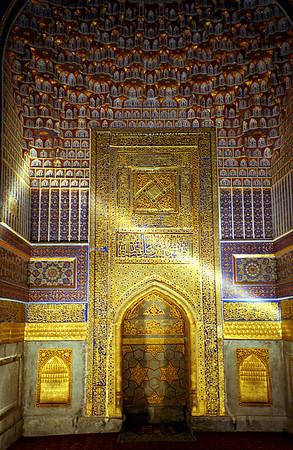 Uzbekistan (and around), Summer 2000