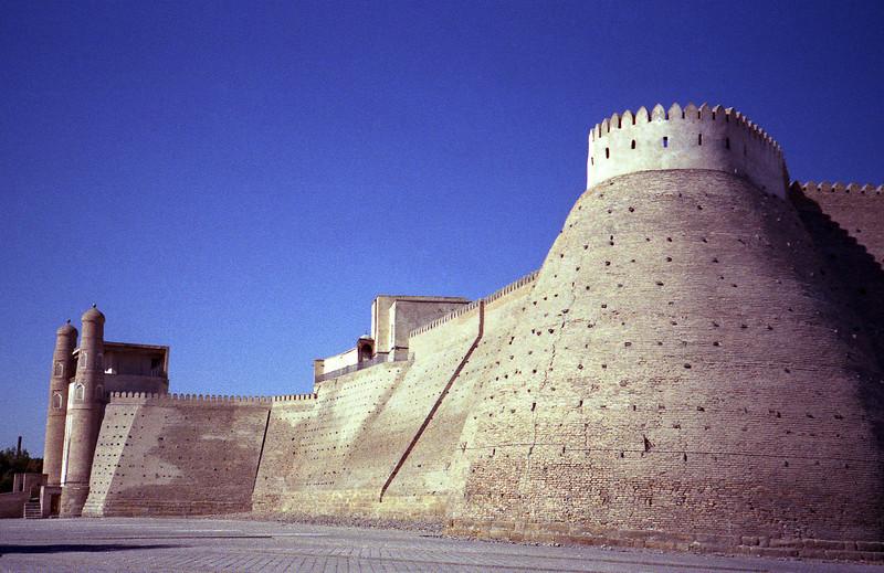 Ark Citadel, Bukhara, Uzbekistan