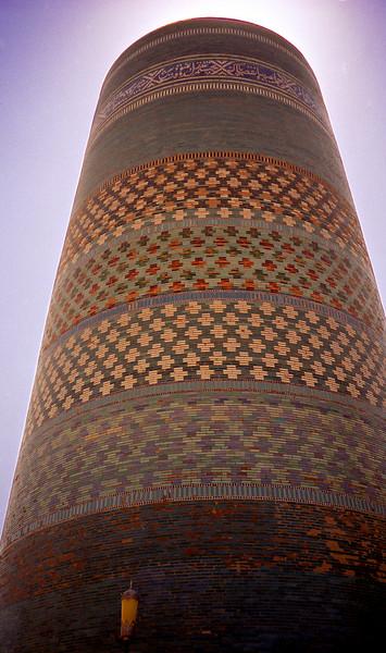 Kalta minaret, Khiva, Uzbekistan