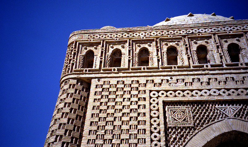 Ismail Samani mausoleum, Bukhara, Uzbekistan