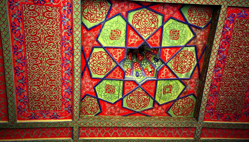 Tash Hauli, Khiva, Uzbekistan