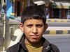 Boy, near Wadi Dhahr