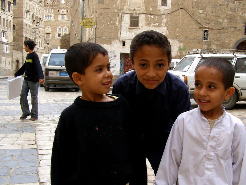 Kids, Sanaa
