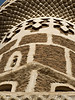 Minaret detail, Sanaa