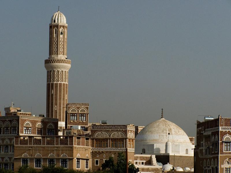 Qubbat al Mahdi Mosque, Sanaa