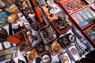 """Antique"" items for sale."