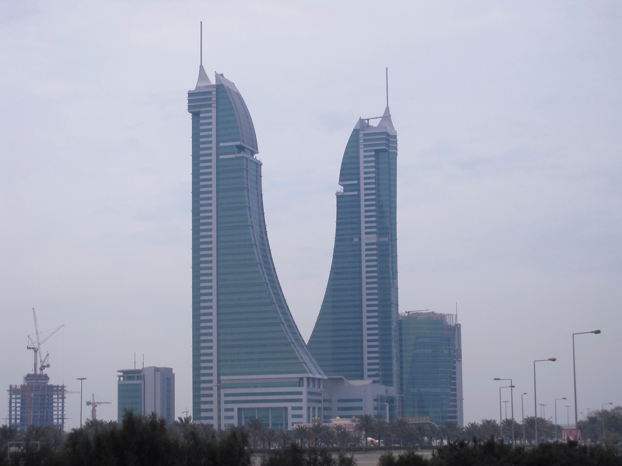 Travel to Bahrain