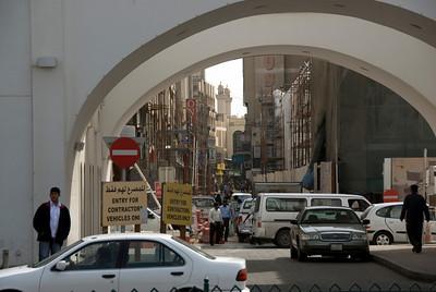 Street scene in Bahrain