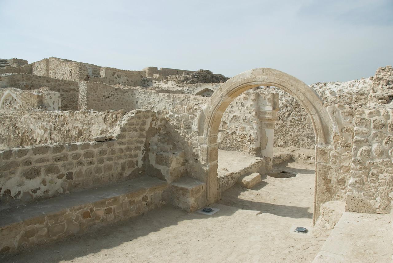 Qal'at al-Bahrain or Portugal Fort in Bahrain