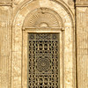 Intricate design at the Alabaster Mosque