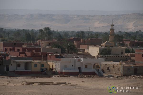 Qasr Qaroun and Desert - Fayoum, Egypt