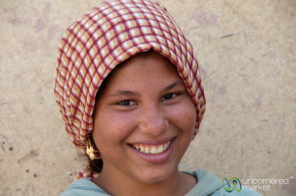 Egyptian Smile - Tunis, Egypt