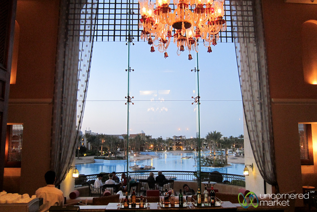View from the Bar - Marsa Alam, Egypt