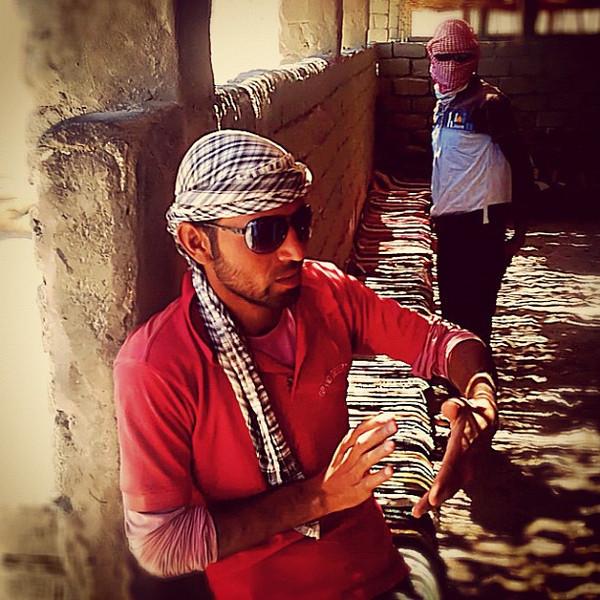 A Bedouin perspective, Hurgada #WeVisitEgypt