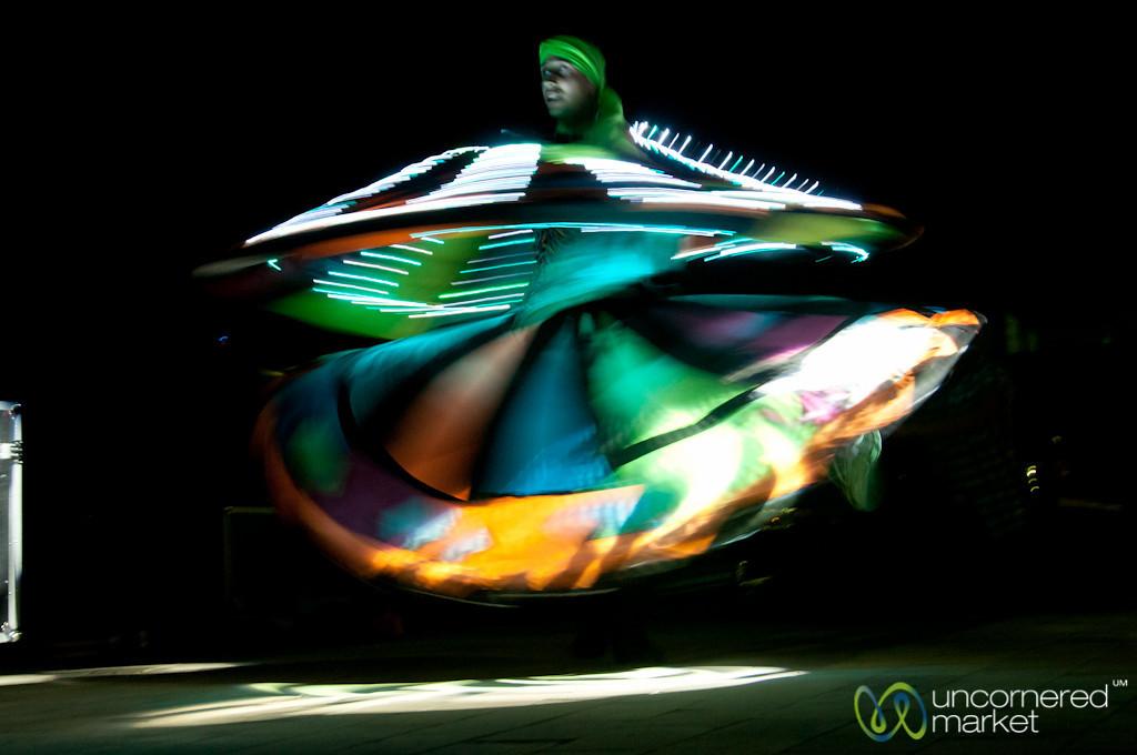 Tanoura Dancer - Marsa Alam, Egypt