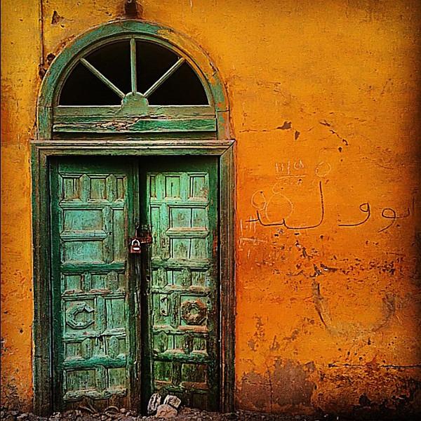 Favorite doorway candidate #5, El Quseir #WeVisitEgypt