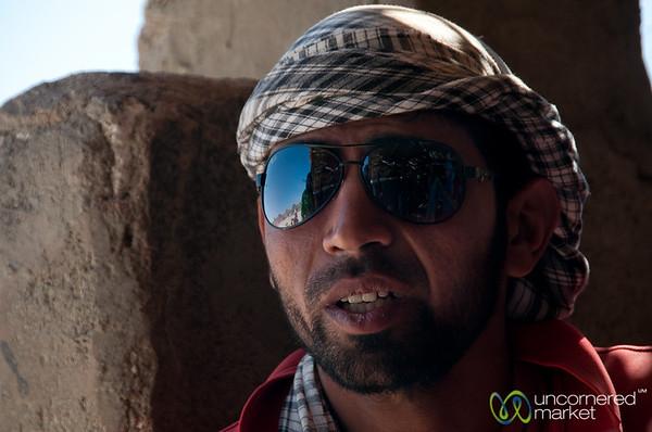 A Bedouin Man - Hurghada, Egypt
