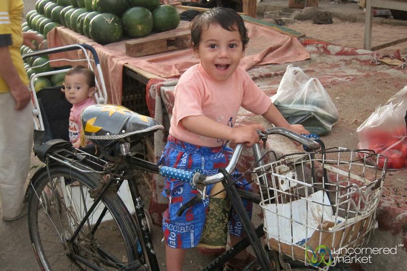 Happy Egyptian Kids - Hurghada, Egypt