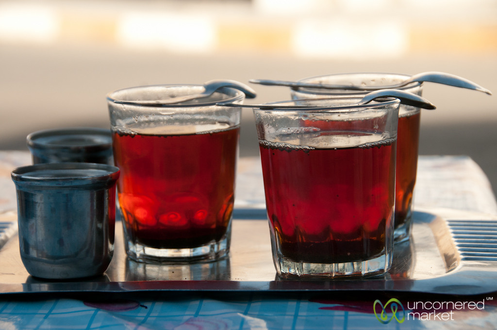Egyptian Tea - El Quseir, Egypt