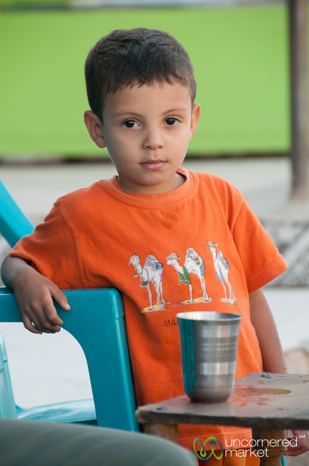Egyptian Boy - El Quseir, Egypt
