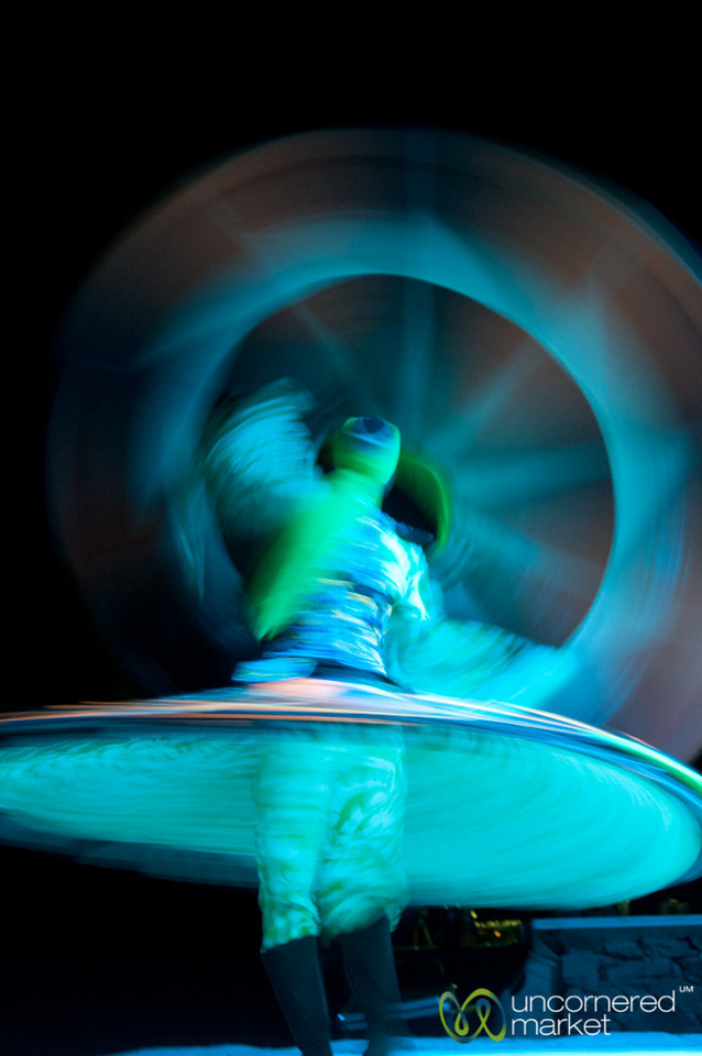 Tanoura Dance - Marsa Alam, Egypt