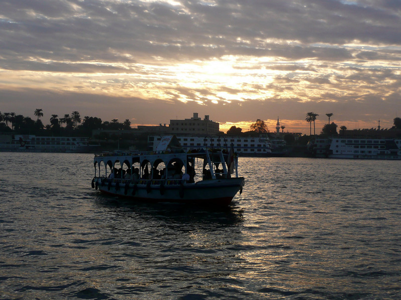 Nile at Sunrise ,2007