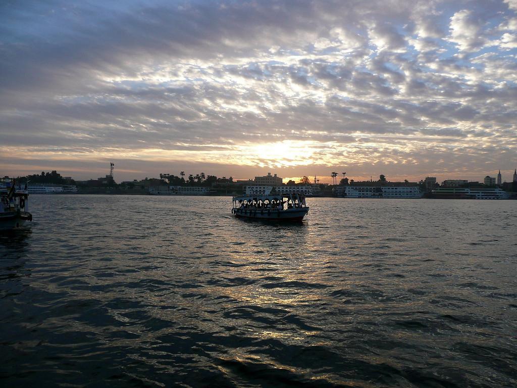 Nile at Sunrise ,2007