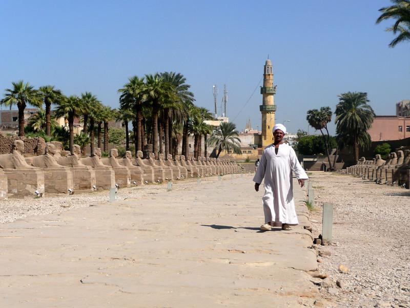 Luxor, Egypt, 2007