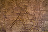 Relief in Abu Simbel Temple