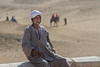 Giza, Camel driver